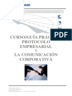 Protocolo Empresarial Negocios