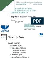 3208Modulo 1 - Agua fria - Dimensionamento V05.pdf
