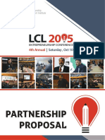 LCL Partnership Proposal 20151