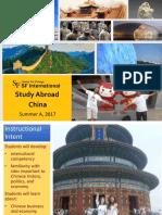 2017 China Online Presentation