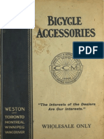 (1918 Catalogue) Bicycle & Repair Supplies