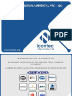 Iso 14001 Icontec