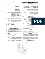 "U.S. Patent 9,285,807, entitled ""Electronic User Interface for Residential Faucets"", issued March 15, 2016 (assignee, Delta)"