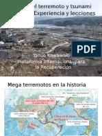 10 East Japan Earthquake and Tsunami Es Copia