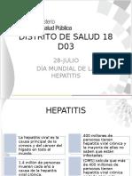 Presentacion Hepatitis