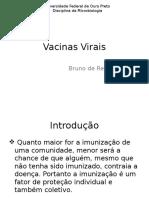 Vacinas Virais