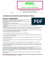 mdc-policies-child protection
