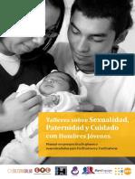 06. Apoyo Manual Sexualidad y Paternidad Jovenes CulturaSalud EME
