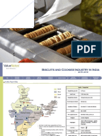 Value Notes Report Biscuit Industry India
