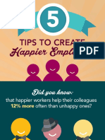 Tips for Happier Employees