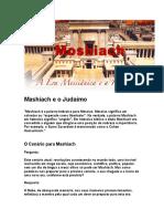 Mashiach e o Judaismo