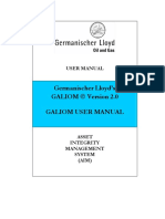 GALIOM Version 2.0 - User Manual
