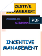 Incentive Management