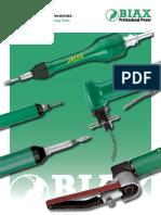 BIAX-Pneumatic Tools for Professionals