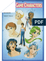 How to Draw Anime & Game Characters Vol. 1.by.sololibrosenpdf.com