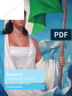 Primaria Primer Grado Español Libro Para El Alumno Libro de Texto (1)