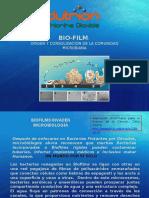 BIOFILM CHLORINE DIOXIDE