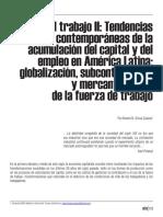 Tendencias Contemporaneas de La Acum Del Capital y Empleo en AL_NGZ_Cefiro 2015