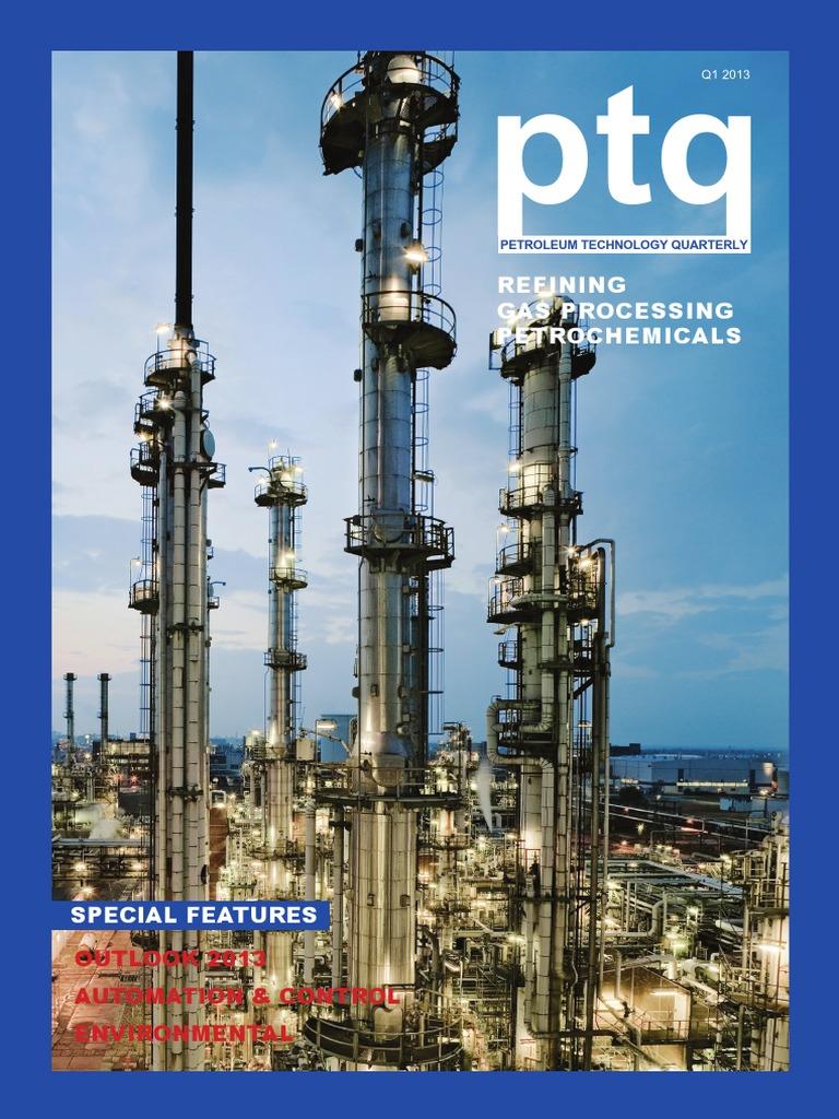 2013 ptq Q1 | Oil Refinery | Biodiesel