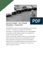 Amaral Gurgel