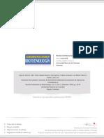 Evaluacion de Sustratos y Procesos de Fermentacion de Esporas