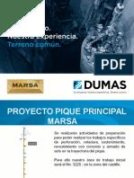 Presentación Técnica Dumas Marsa
