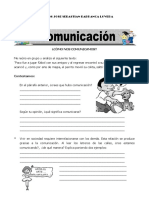Material Autoinstructivo de Comunicación 6º Ccesa007