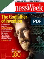 Business Week Magazine July 03.2006 Economist Joseph Stiglitz Makes the Case Against Unfettered Globalization