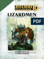 Warscroll Lizardmen