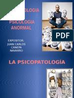 Psicopatologia  - diapo
