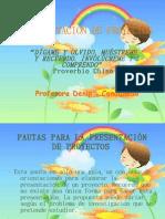 IMPLEMENTACIÓN DE PROYECTOS