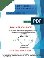 Radical Es