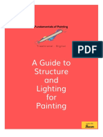 Guide to Structure and Lighting for Painting