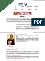 Angulo 13   Entrevista con Alberto Cerezuela por Juanca Romer