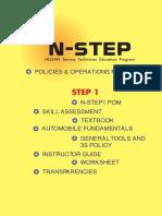 N STEP 1 NISSAN