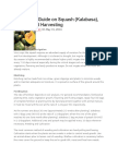 Production Guide on Squash.docx