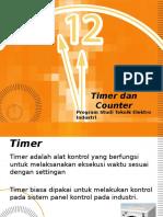 Timer Dan Counter