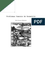 Problemas Famosos de Geometria