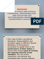 Code of Ethics- Powerpoint