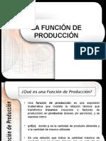 Funcion de Produccion Dip