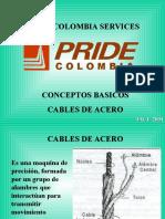 Inspección de Cables y Eslingas