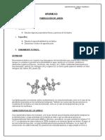 INFORME Nº6-FABRICACIÓN DE JABÓN.doc