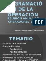 Operadores 2014 GCO