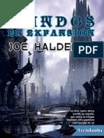 Mundos en Expansion - Joe Haldeman