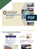 Fleet Management Final Presentation
