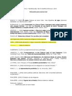 Bibliografía de Examen 2015 Estética y Teorías