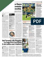 La Gazzetta dello Sport 06-08-2016 - Calcio Lega Pro