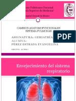 Cambios Sistema Respiratorio