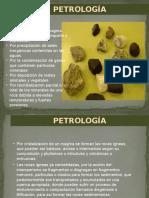 Ciclo de Las Rocas - Petrología