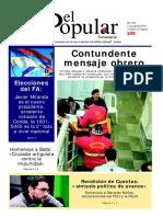El Popular 358 Órgano de Prensa Oficial del Partido Comunista de Uruguay